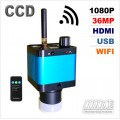 Solaris CCD 36MP/1080P HDMI USB WIFI