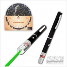 Green Laser Pointer Pocket