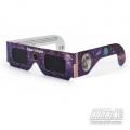 Kacamata Gerhana Kertas Lipat