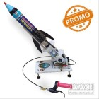 Peluncur Roket Air Modern Tipe Eagle Gardena