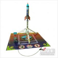 Peluncur Roket Air Tipe WaterPod-Gardena