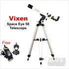 Teleskop Vixen Space Eye 50